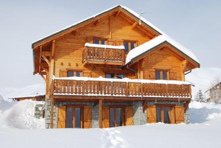 Location La Toussuire : Chalet l'Etoile d'Or hiver