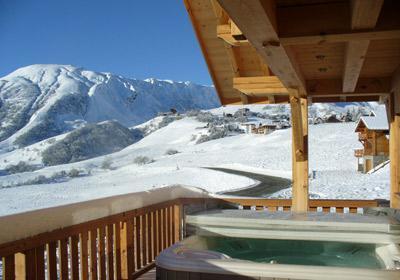 Location au ski Chalet Le Reflet Des Aiguilles - La Toussuire