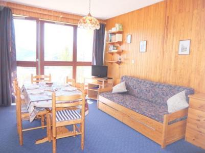Rent in ski resort 1 room apartment 4 people (2) - Côte Louve - La Toussuire - Apartment