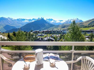 Rent in ski resort 1 room apartment 4 people (2) - Côte Louve - La Toussuire