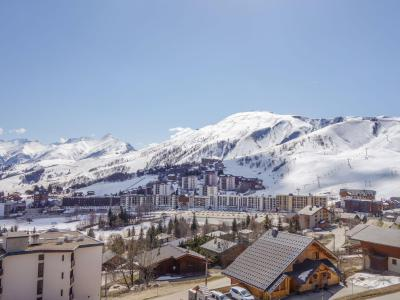 Rent in ski resort 2 room apartment 4 people (1) - L'Edioule - La Toussuire - Apartment