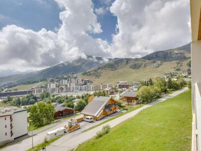 Rent in ski resort 2 room apartment 4 people (1) - L'Edioule - La Toussuire