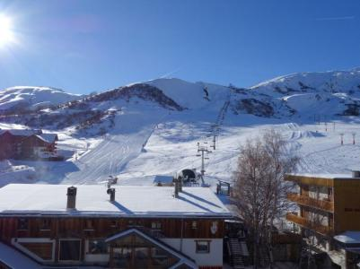 Rent in ski resort 1 room apartment 4 people (1) - L'Ouillon - La Toussuire - Winter outside