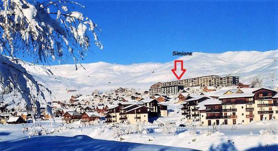 Лыжные каникулы по системе все включено La Résidence Simiane