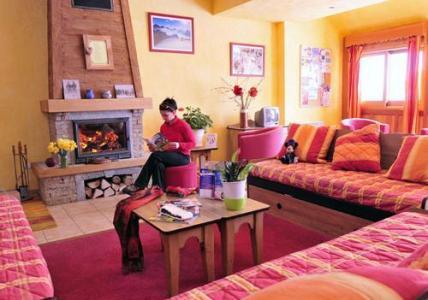 Location au ski Les Chalets Goelia - La Toussuire - Réception