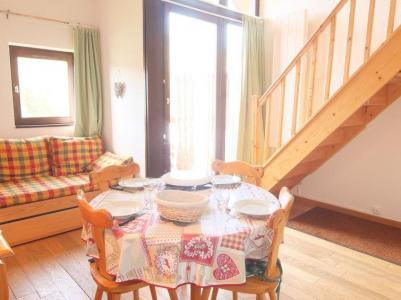 Rent in ski resort 1 room apartment 4 people (10) - Les Mousquetons - La Toussuire - Apartment