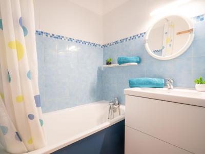 Аренда на лыжном курорте Апартаменты 2 комнат 4 чел. (19) - Les Mousquetons - La Toussuire - апартаменты