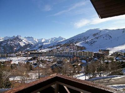 Skiing stay Les Mousquetons