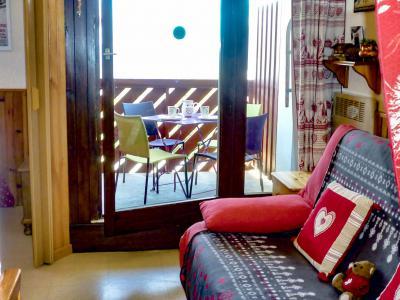 Rent in ski resort 2 room apartment 4 people (8) - Les Mousquetons - La Toussuire - Apartment