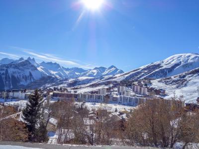 Rent in ski resort 2 room apartment 4 people (8) - Les Mousquetons - La Toussuire