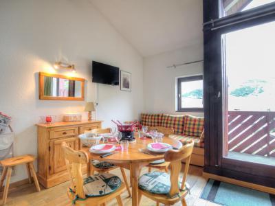 Rent in ski resort 1 room apartment 4 people (10) - Les Mousquetons - La Toussuire