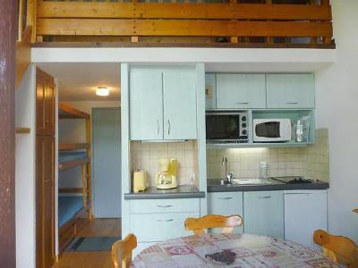 Location 4 personnes Appartement 1 pièces 4 personnes (10) - Les Mousquetons