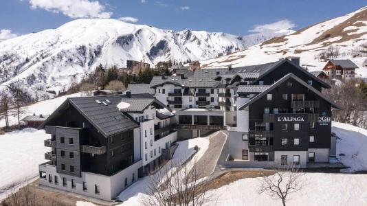 Location La Toussuire : Résidence L'Alpaga hiver