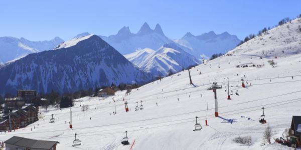 Location au ski Résidence L'Alpaga - La Toussuire - Autres