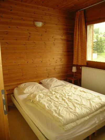 Аренда на лыжном курорте Résidence l'Orée des Pistes - La Toussuire - Двухспальная кровать