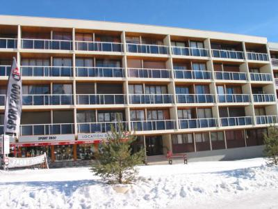 Location au ski Résidence l'Ouillon - La Toussuire - Extérieur hiver