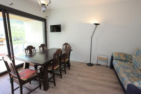 Location au ski Appartement 2 pièces 6 personnes (151) - Résidence l'Ouillon - La Toussuire - Séjour