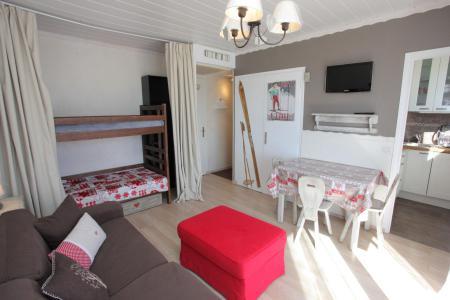 Location au ski Studio coin montagne 4 personnes (136) - Résidence l'Ouillon - La Toussuire - Douche