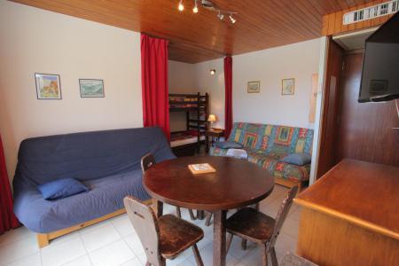 Location au ski Studio coin montagne 5 personnes (138) - Résidence l'Ouillon - La Toussuire - Séjour
