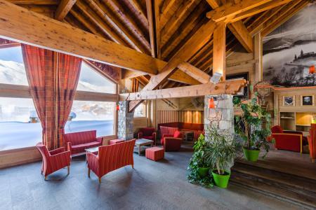 Location au ski Résidence Lagrange l'Ecrin des Sybelles - La Toussuire - Réception