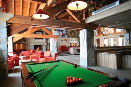 Location au ski Résidence Lagrange l'Ecrin des Sybelles - La Toussuire - Billard