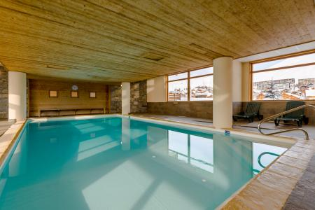 Location au ski Résidence Lagrange l'Ecrin des Sybelles - La Toussuire - Piscine