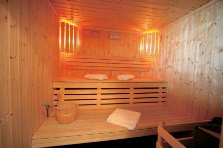 Location au ski Résidence Lagrange l'Ecrin des Sybelles - La Toussuire - Sauna