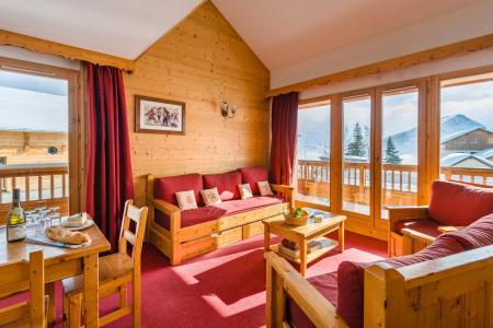Location au ski Résidence Lagrange l'Ecrin des Sybelles - La Toussuire - Séjour