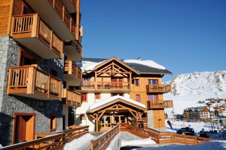 Rental La Toussuire : Résidence Lagrange les Hauts de Comborcière winter