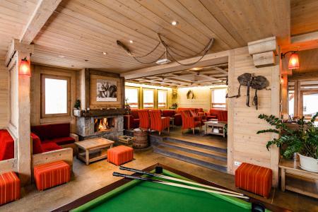 Location au ski Residence Lagrange Les Hauts De Comborciere - La Toussuire - Réception