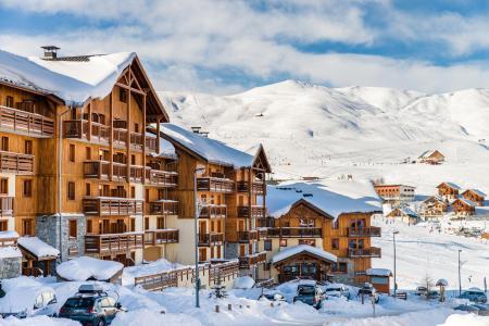 Location au ski Résidence Lagrange les Hauts de Comborcière - La Toussuire