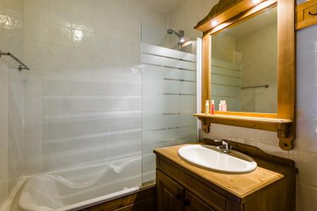 Location au ski Residence Lagrange Les Hauts De Comborciere - La Toussuire - Salle de bains