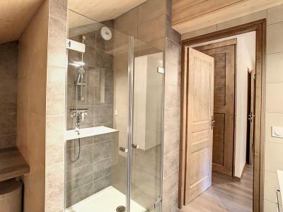 Аренда на лыжном курорте Апартаменты 4 комнат 10 чел. (301) - Résidence le Lys - La Toussuire - Двухъярусные кровати