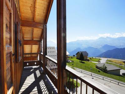 Location au ski Résidence les Chalets des Cimes - La Toussuire - Appartement