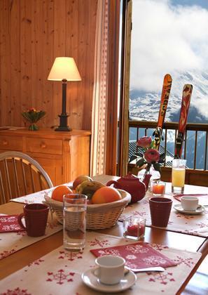Location au ski Appartement 2 pièces 3 personnes - Residence Les Chalets Des Cimes - La Toussuire - Séjour