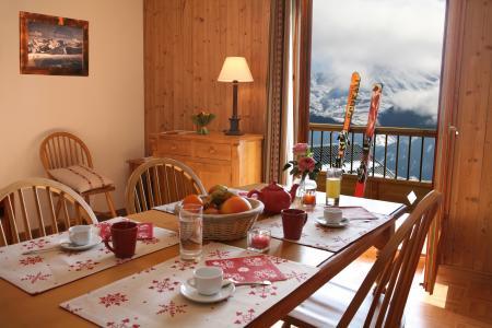 Location au ski Résidence les Chalets des Cimes - La Toussuire - Salle à manger