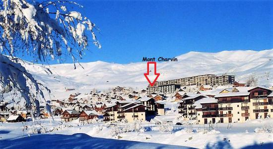 Alquiler Résidence Mont Charvin