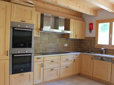 Location au ski Chalet 8 pièces 14 personnes - Chalet Charmille - La Tzoumaz - Cuisine
