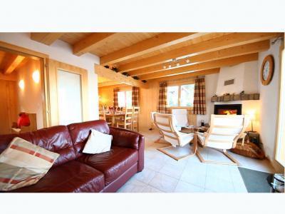 Location au ski Chalet 8 pièces 14 personnes - Chalet Charmille - La Tzoumaz - Séjour