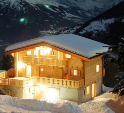 Ski en avril Chalet Charmille