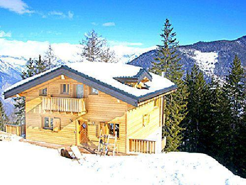 Partir au ski Chalet Chaud