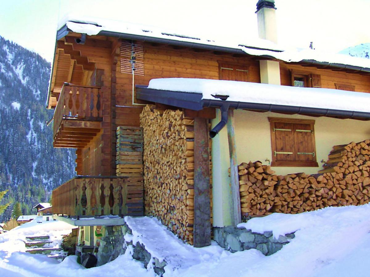 Partir au ski Chalet Duc