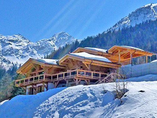 Chalet au ski Chalet Flocon De Neige