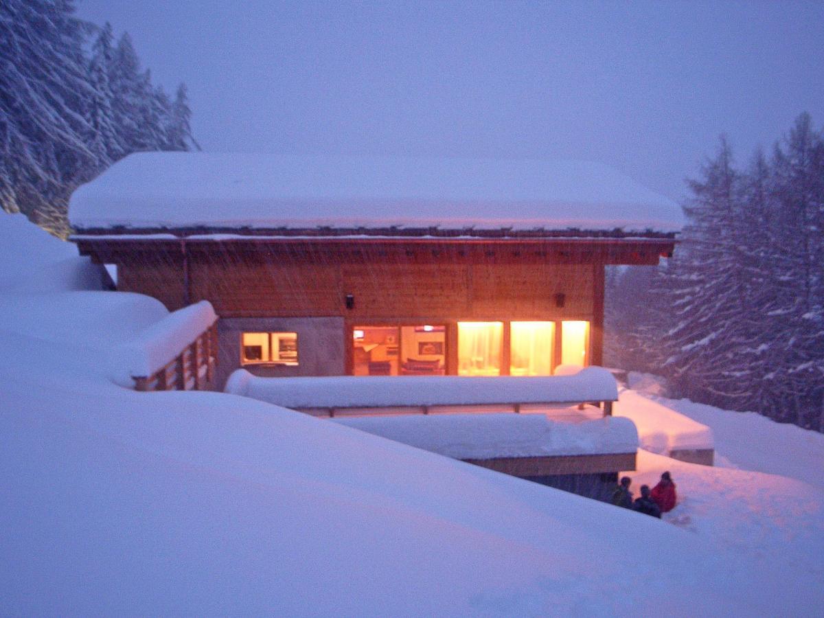 Noël au ski Chalet Majestic