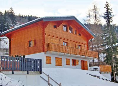 Location à La Tzoumaz, CHALET MICHELLE
