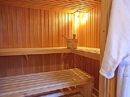 Location au ski Chalet Michelle - La Tzoumaz - Sauna
