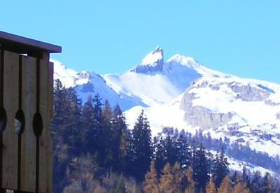 Partir au ski Chalet Pierina