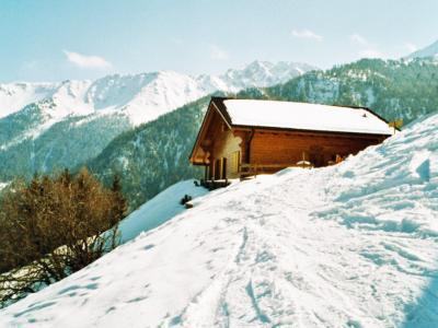 Location à La Tzoumaz, CHALET QUATRE VALLEES