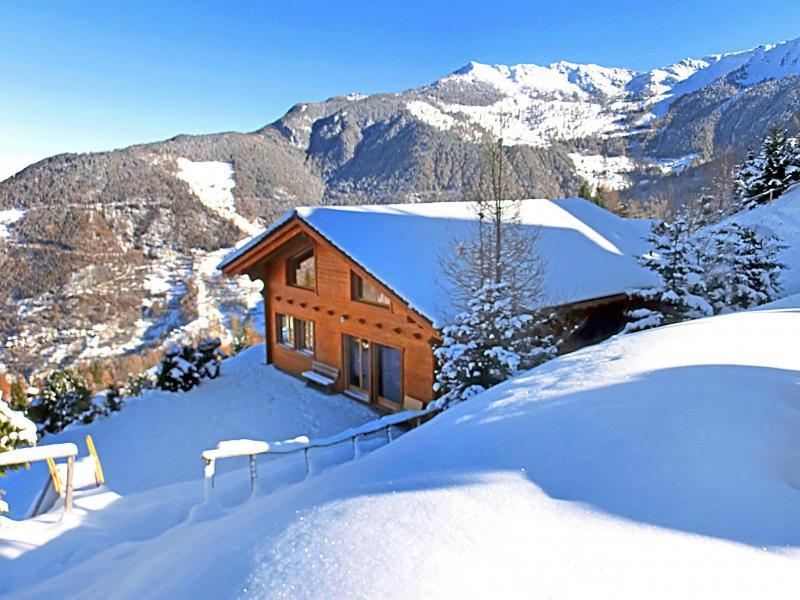 Chalet Chalet Alpina P12 - La Tzoumaz - Valais