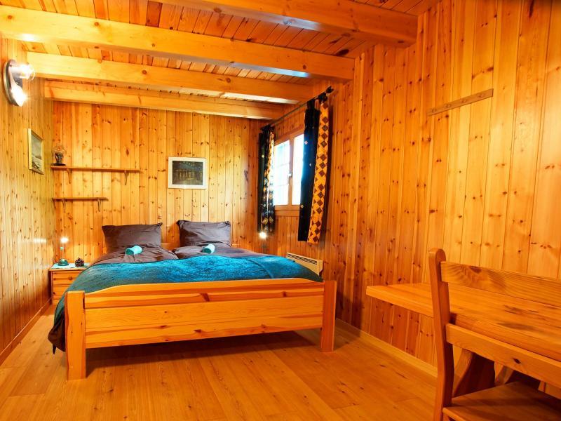 Location au ski Chalet Alpina P12 - La Tzoumaz - Chambre